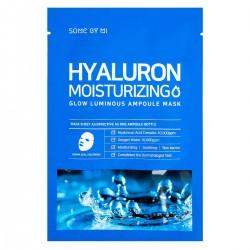 Some By Mi  Hyaluron Moisturizing Glow Luminous Ampoule Mask 25 gm