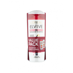 L'Oreal Shampoo + Conditioner Elvive Value Pack 250 ml