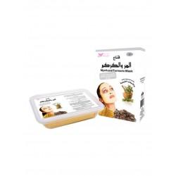 كويت شوب قناع المر والكركم 150جرام