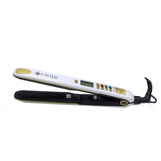 يونايتد بروفشنال جهاز تمليس الشعر سيراميكUN-3010