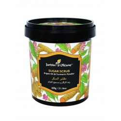 .Jardin d Oleane Sugar Scrub Argan Oil & Turmeric Powder 600 gm