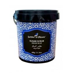 جاردن دي اوليان مقشر السكر المغربي بزيت الأركان والنيلة الزرقاء 600 جم