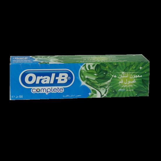 . Oral-B Toothpaste Whitening Mouthwash 100 ml