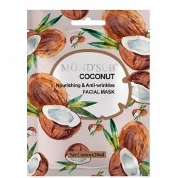 Mond Sub Coconut Face Mask Nourishing & Anti-Wrinkle 12 x 20ml