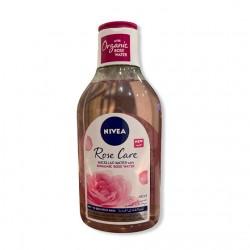 نيفيا  مزيل مكياج ماء ميسيلار مع ماء الورد العضوي للبشرة الجافة 400 مل