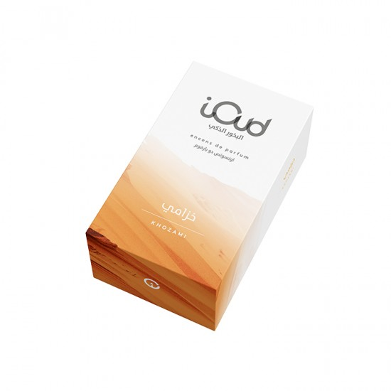 iOud smart incense stick with the smell of lavender