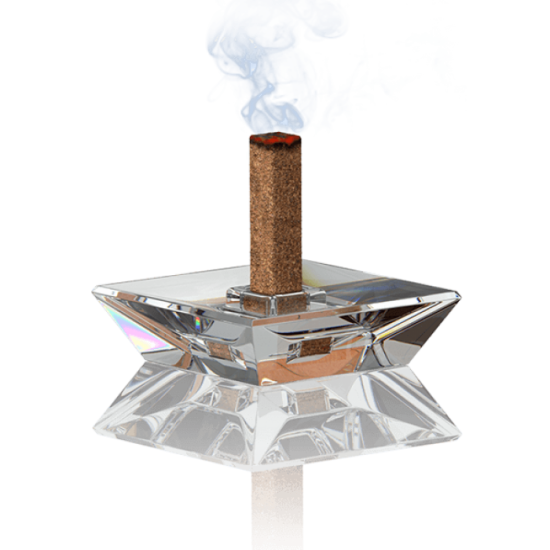 iOud smart oud incense with the smell of the ocean