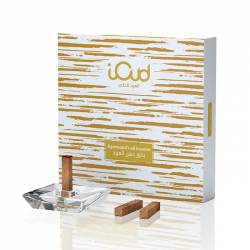 iOud the smart oud, the incense of the dehn oud