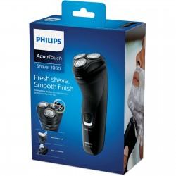 فيليبس ماكينة حلاقة كهربائية للاستخدام الرطب أو الجاف S1223 \ 40