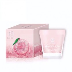 Estelin Whitening Body and Face Scrub with Apricot and Peach Extract 280gm