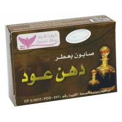 Kuwait Shop Soap Dehn Al Oudh Perfume 100gm