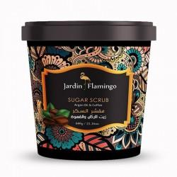 Jardin Flamingo Argan Oil & Coffee Sugar Scrub 600 gm