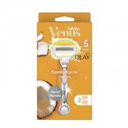 Gillette Venus Comfortglide Coconut  1+2