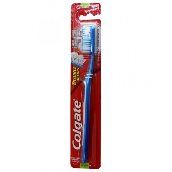 Colgate Double Action Medium Toothbrush