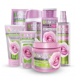 Roses Natural Care Bouquet with Bulgarian Rose (7 pices)